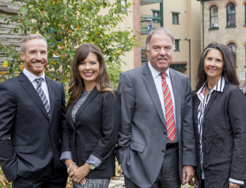 Lawyers of Morrison Reist Krauss LLP